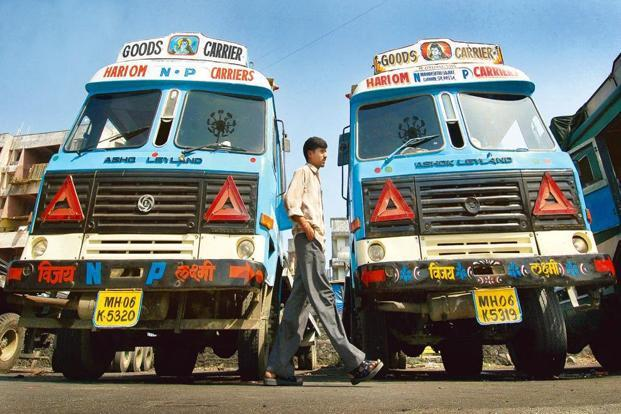 Ashok leylands product mix lifts performance livemint barring a few blips truck freight rates are recovering too with an 8 mozeypictures Image collections